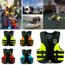 Life Jacket Vest Lifesaving Buoyancy Aid For Sailing Drifting Swimming Kayak