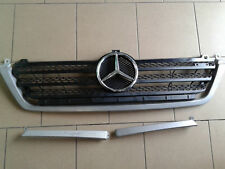 FRONT GRILLE Grill With Chrome Star MERCEDES CDI SPRINTER 2000-2006 NEW @#@