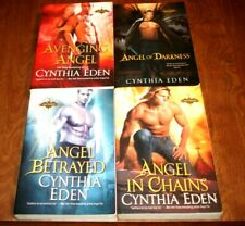 LOT OF 7 CYNTHIA  EDEN  PARANORMAL ROMANCE  NOVELS