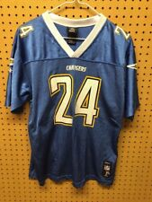 Ryan Mathews San Diego Chargers Jersey Youth Size XL 18-20 Light Blue NFL