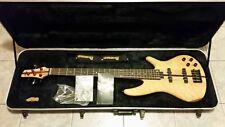 Ibanez USA Custom American Master Series MAB5BE 5 string Bird's Eye MAB bass