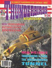 Thunderbirds #38 (March 20 1993) TV21 full colour reprint strips