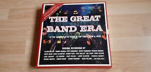 THE GREAT BAND ERA (1936-1945) - 10 LP's in einer Box