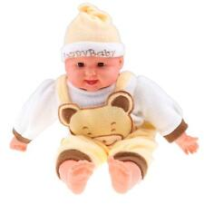 52cm Realistic Simulation Baby Doll Handmade Toy Can Laugh By Battery