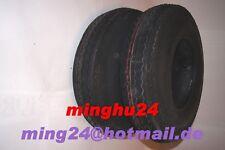 2 Anhängerreifen 5.00-10 Reifen 5.00-10 5.00-10 Reifen 500-10 TL Trailerreifen