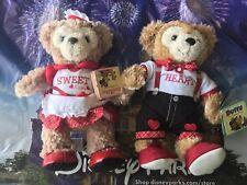 "NWT Valentines 9"" Duffy And Shelliemay Disney Bear Plush"