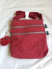 Authentic Kipling Alvar XS Scarlet Shoulder Bag