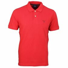 c095db273c8a Gant Herren Polo Shirt rot Unifarben 232110 620