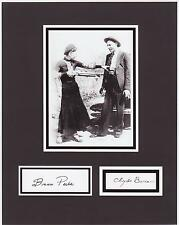 Collectibles 1933 Bank Robbers Bonnie & Clyde Glossy 8x10 Photo Criminal Print Vintage Poster High Quality And Inexpensive Historical Memorabilia