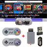 Wireless Gamepad Controller For Super Nintendo SNES Classic Mini Edition Console