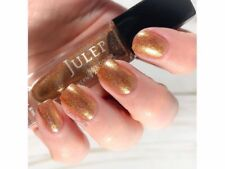 Julep LONNELLE Nail Polish **Sahara Gold Multidimensional Holographic**  *NEW!!*