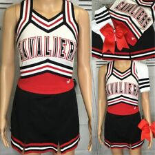 Real Cheerleading Uniform Cavaliers Adult Small
