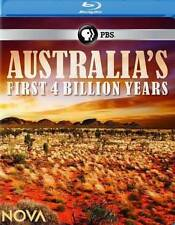 NOVA: Australias First 4 Billion Years (Blu-ray Disc, 2013, 2-Disc Set) PBS  NEW