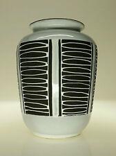 Große Schlossberg Vase 113/20 mit Linien-Dekor