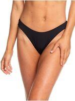 Roxy 256131 Women's Beach Classics Regular High Leg Bikini Bottom Size Medium