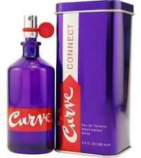 CURVE CONNECT * Liz Claiborne 3.4 oz / 100 ml EDT Women Perfume Spray