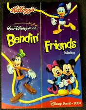 TOY STORY Monsters Inc LION KING Mickey Mouse Bendin' Friends Kellogg's DISPLAY