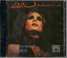 FAIROUZ: Habaitak, Shayef el Bahr, Ya Ana, A3tini'l Nay, Shady Classic Arabic CD