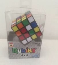 Hasbro Gaming RUBIK'S CUBE 4X4 Puzzle Brain Teaser Kids Adult Game Entertainment
