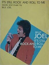 Billy Joel Sheet Music, 1980 - It'S Still Rock & Roll To Me