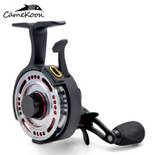 CAMEKOON FL501L Freefall Left Hand Retrieve Inline Ice Fishing Reel - 4BBs 2.5:1