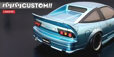 ABC HOBBY RC 1/10 180SX Rear Under Spoiler BariBari CUSTOM!! Drift 66733