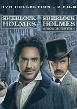 Sherlock Holmes / Sherlock Holmes - Gioco Di Ombre (2 Dvd) WARNER HOME VIDEO