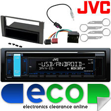 Ford Focus Rs Mk2 Jvc Cd Mp3 Usb Aux Ipod Auto Radio directivo interfaz Kit