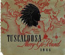 World War II Navy USS Tuscaloosa Alabama Cruise Book 1944 (Digital)