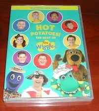 The Wiggles  Hot Potatoes - The Best of the Wiggles (DVD, 2014) New
