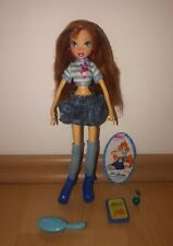 Winx Club Bloom Alltagsoutfit schuloutfit school outfit Puppe Doll Mattel