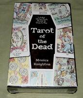 Dia de los Muertos - Tarot of the Dead Cards Deck Box Set - Monica Knighton OOP