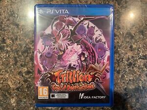 Trillion God of Destruction New & Sealed PS Vita