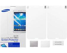 Glänzende Bildschirmschutzfolien für das Galaxy Tab 3 Tablets & eBook-Reader