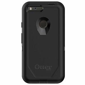 "OtterBox Defender Series Case for Google Pixel XL 5.5"" - Black"