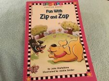 FUN WITH ZIP AND ZAP  LEVEL 2  Paperback