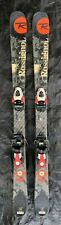 140 cm Rossignol S65 skis bindings + junior boots + poles