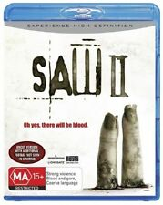 Saw 02 (Blu-ray, 2009)*Uncut version