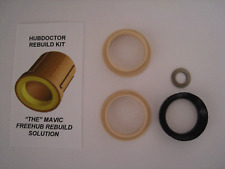 (2) Qty. MAVIC CROSSMAX FREEHUB BUSHING STANDARD .000 & .003 O.S. REBUILD KIT