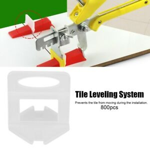 2mm Tile Leveling Spacers System Tool Clips 800 Pieces for Leveling stitching
