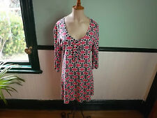 Boden Dress ~ Size 14 UK or Australian 12 ~ As New Condition Cotton / Modal