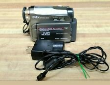 Jvc Gr-D770U 34x Optical Mini Dv Camcorder. No Manual has Error #6 Code.