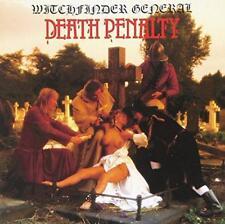 "Witchfinder General - Death Penalty (NEW 12"" VINYL LP)"