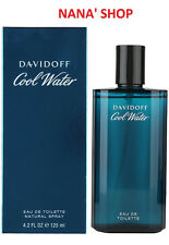 DAVIDOFF COOL WATER HOMME EDT 125 ML NATURAL SPRAY Vapo profumo uomo - man