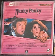 Hanky Panky Laserdisc