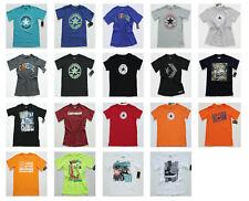 Neu All Star Converse T-Shirt TShirt Kids Kinder Boys Jungen versch. Farben