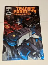 Transformers War Within #3 December 2003 Dreamwave Comics