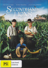 Secondhand Lions Movie DVDs with Deleted Scenes
