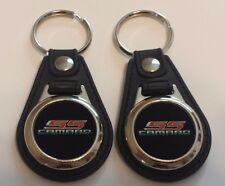 CAMARO SS KEY CHAIN SET 2 PACK FOB CAR LOGO