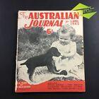 APRIL 1942 THE AUSTRALIAN JOURNAL AUTHORS WILLIAM HATFIEL NOEL MORDAUNT